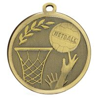 GALAXY Netball Medal</br>AM1032.12